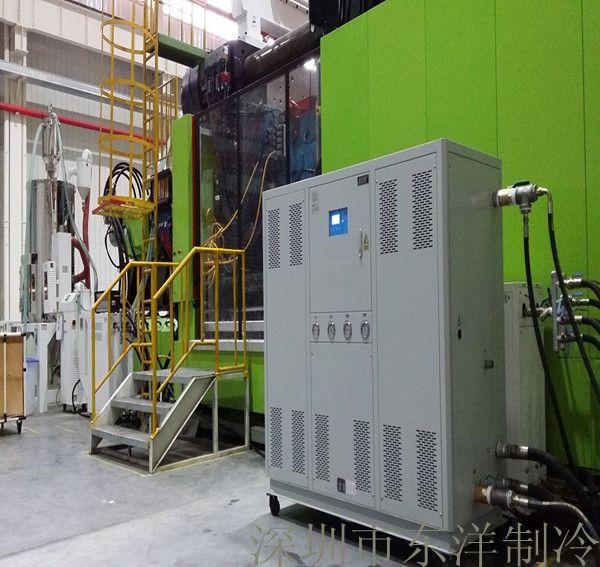 吹塑厂40HP水冷箱式冷水机