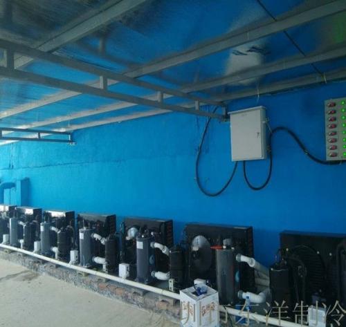 水产养殖厂冷暖机组