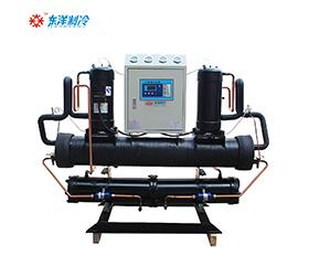 深圳螺杆开放式冷水机