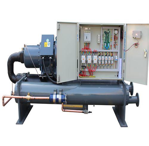 化工厂用70Hp水冷螺杆式冷水机