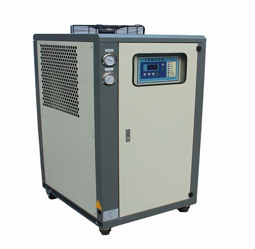 食品厂配套厂家生产直销12匹风冷式冷水机