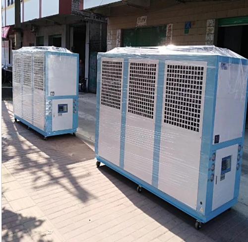 深圳龙岗注塑机配12Hp风冷式冷水机