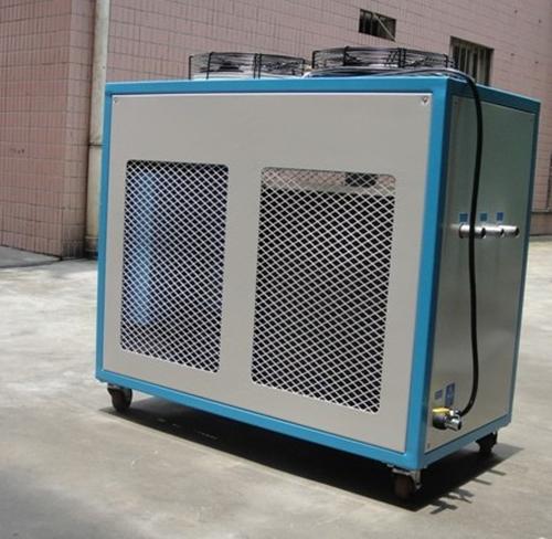 银川冷水机厂家风冷式15匹冷水机