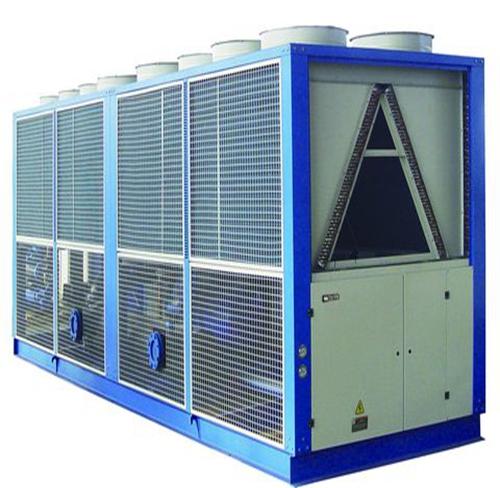 冷水机怎么挑选东洋15P风冷式冷水机