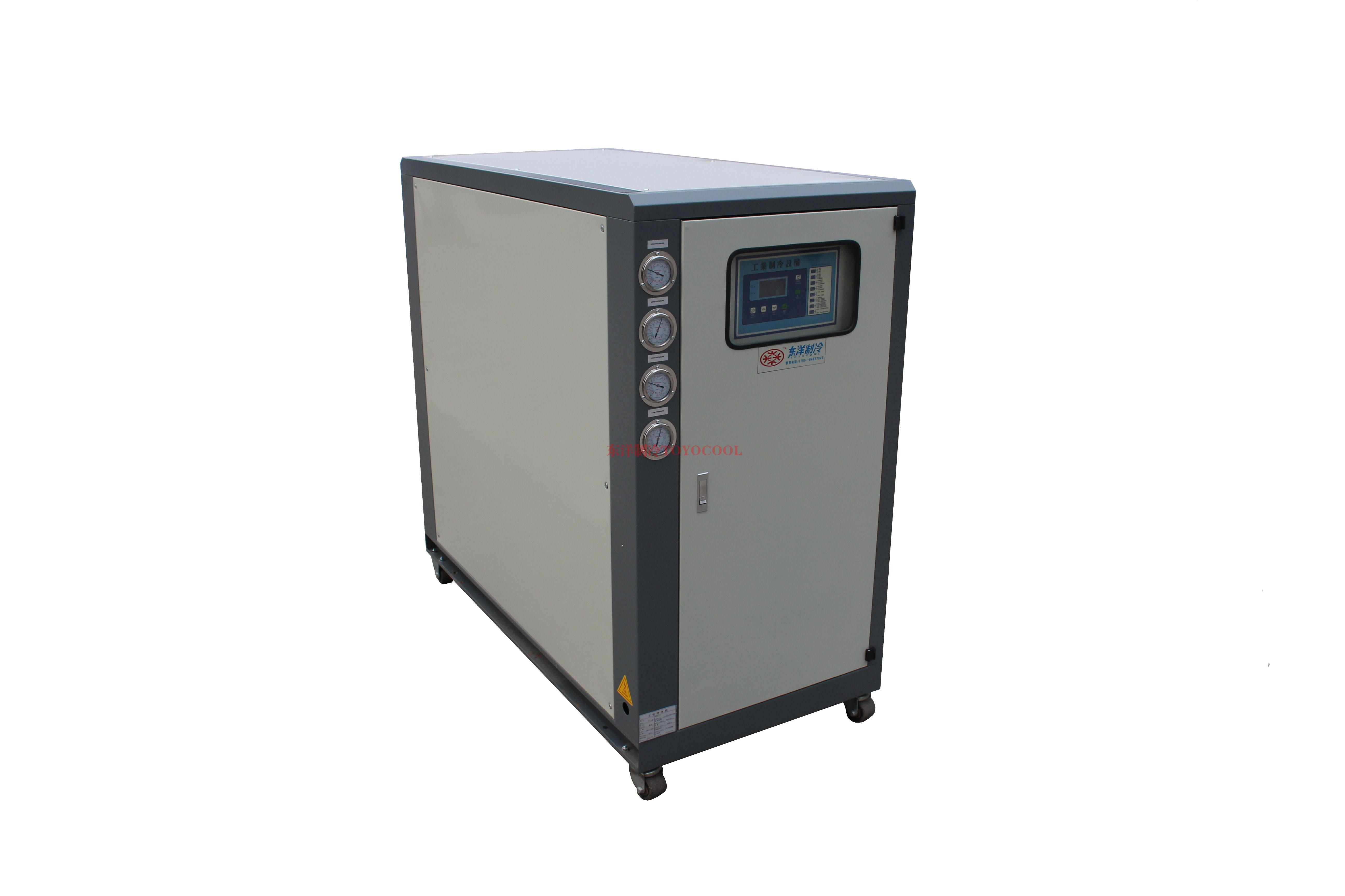 钣金激光风冷冷水机水冷冷水机
