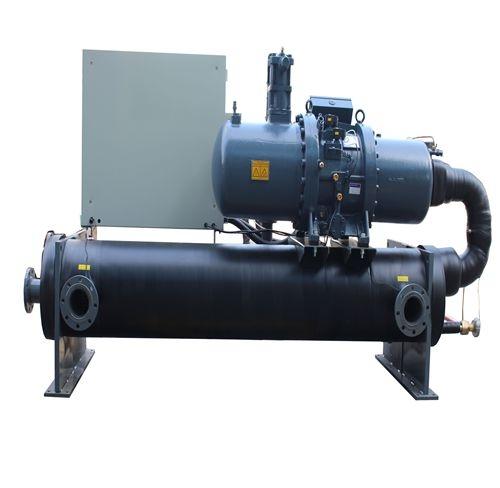 厂家直销水冷螺杆200Hp开放式冷水机