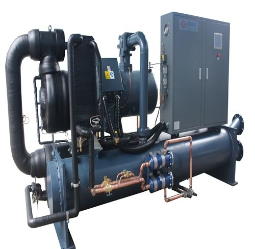 化工厂专用100Hp水冷螺杆式冷水机