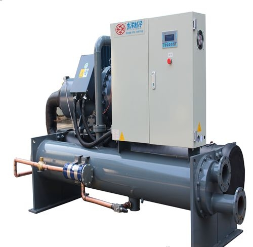 广东化工厂配70匹水冷螺杆式冰水机