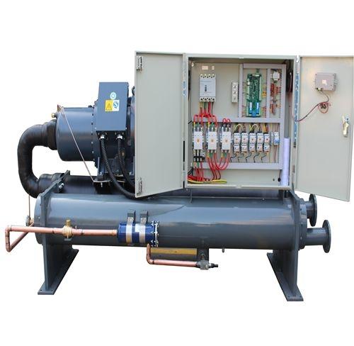 广东印刷厂用100Hp水冷螺杆冷水机