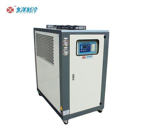 横岗注塑机配12Hp风冷式冷水机