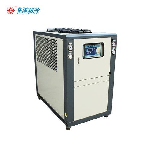 深圳市镀膜机配15匹风冷式冷水机