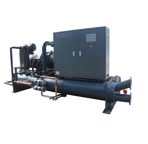 铝材螺杆式冷水机